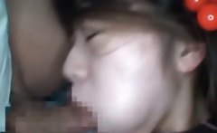 Asian schoolgirl turned sex slave gets hot creampie