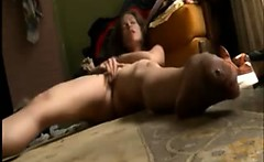 Sister Masturbates on Webcam