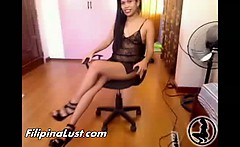 Sexy Filipina Legs Live Cam