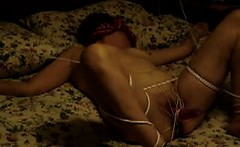 Total control over my tied up sub Maurene