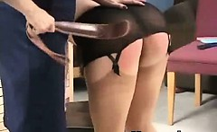 Juicy Spanking Teen Sub And Dom