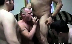 Hot and nasty chubby dudes with some big asses are so all
