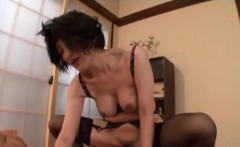 japanese wife enjoys tasty dong