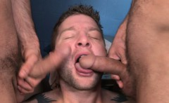 Colby Jansen getting spoiled at an orgy