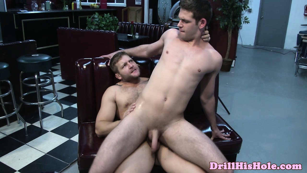 Gaysex bottom bitch fucked hard