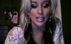 Busty big tit webcam girl Strips