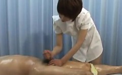 Asian Guy Getting A Good Happy Ending