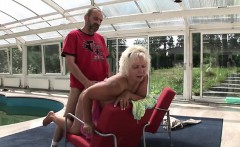 Sexy housewife hard fuck