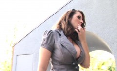Mandy is curious about her new neighbor and discovers that