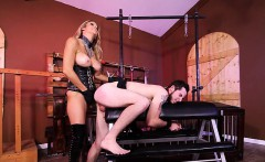 Amateur couple punish anal