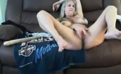 Old Married Couple Having Fun