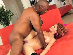 Joslyn James Loves The Black Cock of Lee Bang