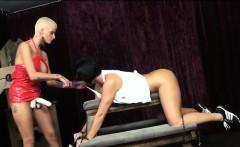 Joslyn James disciplines her new submissive slut