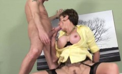 Adulterous british milf lady sonia presents her enormous mel
