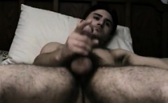 Str8 Boy Paulie Beats His Meat