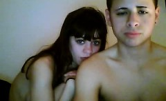 Pupil couple sex within the chatroom