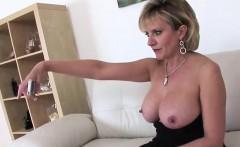 Unfaithful british mature gill ellis presents her huge titti