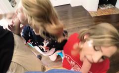 Seductive Teens Laid by Big Penis