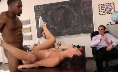 Ashley Adams Squirts on Black Cock - Cuckold Sessions
