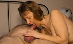 XXXOmas - Amateur German granny Manuela H. needs a good fuck
