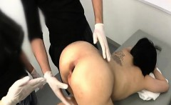 Extreme anal fisting and insertions
