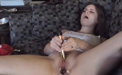 Busty pornstar climaxes