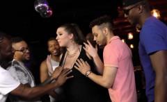 BBC Slut Alex Chance Tries Interracial Ganbang