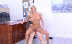 Brazzers - Dirty blonde mild Olivia Fox gets