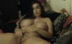 Fat Cam Girl with Big Tits