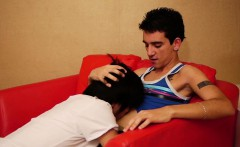 Twinks Nour and Pong Barebacking