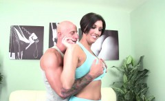 RealMomExposed Yoga lesson leads to a torrid fucking sessio