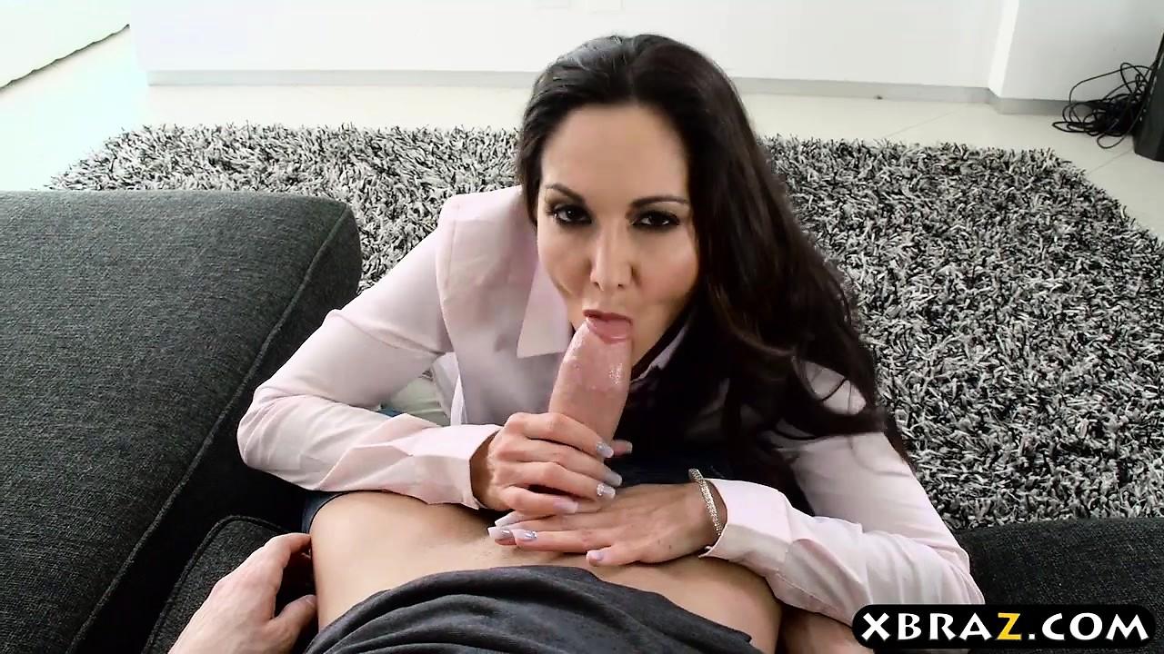 MILF mom Ava Addams desperately needs a big cock inside her