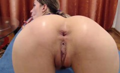 Ass toying lovers get dirty
