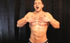 Masculine Muscle Pectoral Control
