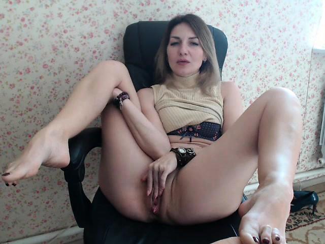 Blonde Babe Masturbation Hd