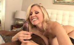 MILFGonzo Big titty Julia Ann cheats with a big black cock