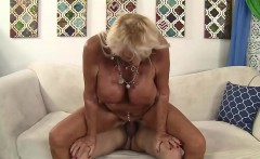 Mandi McGraw gets fucked by a youngster