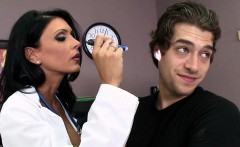 Brazzers - Doctor Adventures - Take Up Thy St