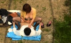 Lascivious teenagers get perverted and fuck in the outdoors