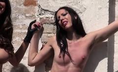 Hot pornstar bdsm with cumshot
