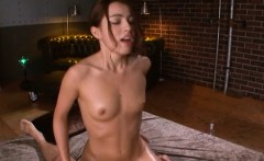 Hot hottie gets her tits electrocuted and pussy toyed