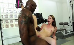 TEENGonzo Tysen Rich cannot resist her trainers BBC