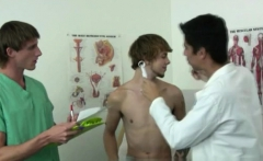Gay physicals porn initiation college haze and dr dean first