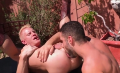 Kinky little twink loves getting nailed