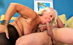 Mature Lady Gets Fucked by a Young Cock