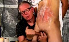 Gay outdoor bondage gallery and movies of men in Horny maste