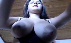 Big boobs with nipples bondage