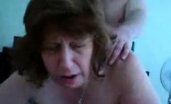 Threesome mature hardcore sex