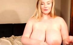 Tattiana With Big Hot Boobs Has A Penis Watch Her Jerk