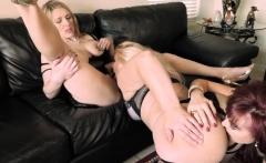 All Girl Threesome! Jane Selah, Joslyn James And Sexy